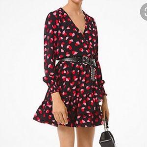 New Michael Kors Beautiful Wrap Dress XXL